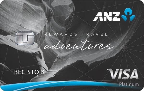 ANZ Travel Adventures Card