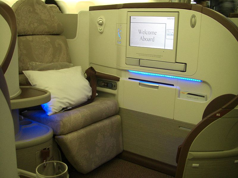 Business/First Class is the best use of points – True or False?