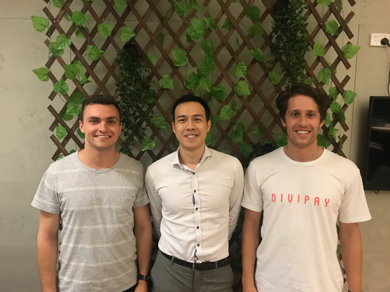 Interview with DiviPay – Russell, Daniel