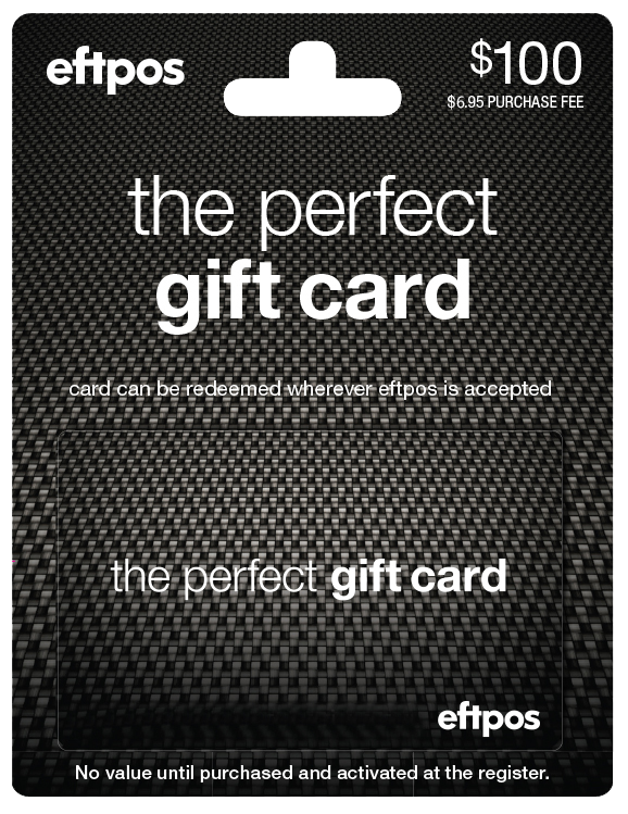 2000 Woolworths Rewards Points ($10) for Purchasing a $100 EFTPOS Gift Card from Woolworths