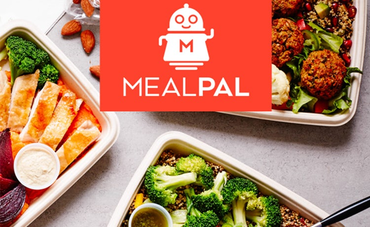 [Worldwide] MealPal – 5 Lunch Meals for $1, 1 Week Subscription